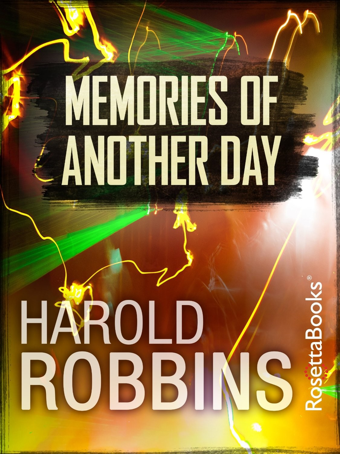 Another Day By Harold Robbins