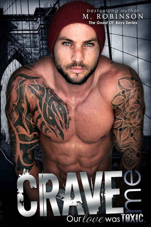 Download Crave Me The Good Ol Boys 4 By M Robinson