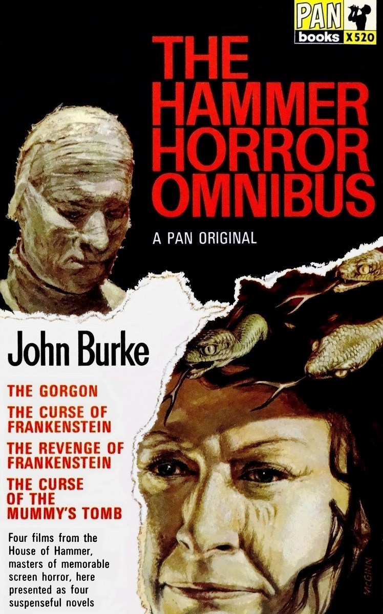 The House Of Hammer read the hammer horror omnibus by john burke online free