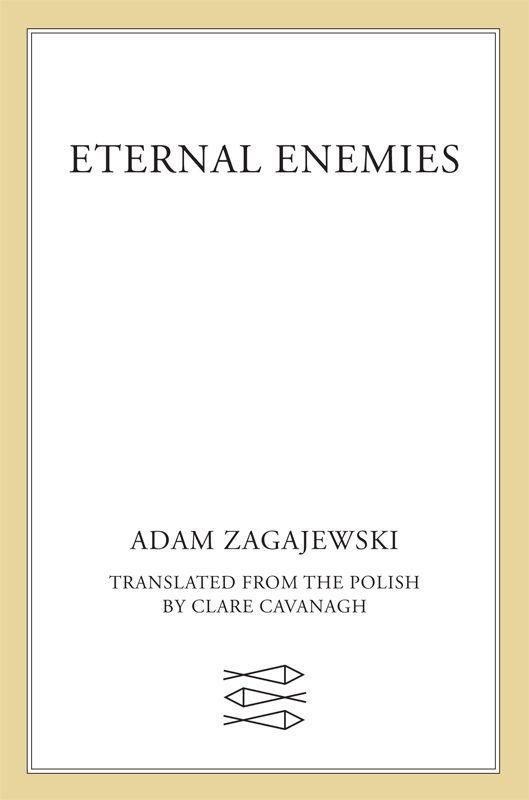 Read Eternal Enemies: Poems by Adam Zagajewski online free