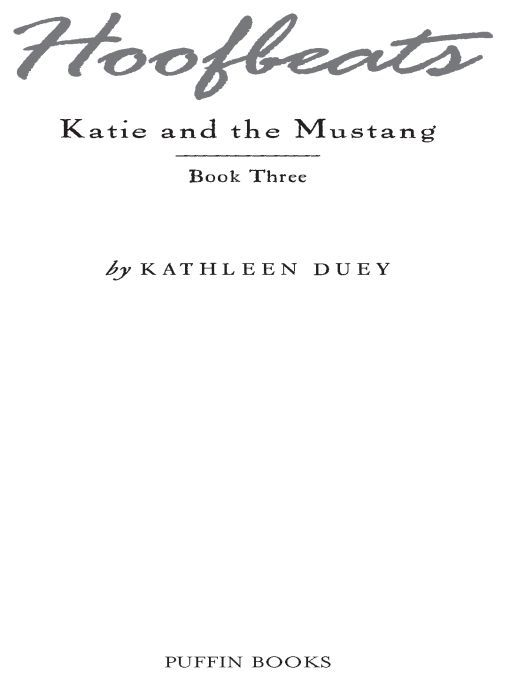Read Katie and the Mustang, Book 3 by Kathleen Duey online