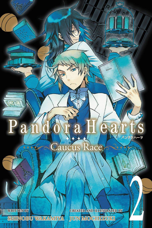 Read Pandorahearts Caucus Race Vol 2 By Shinobu Wakamiya Online Free Full Book